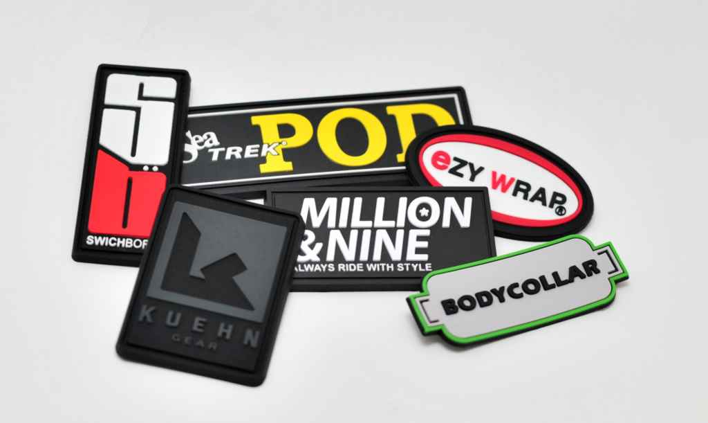 PVC Labels (108)