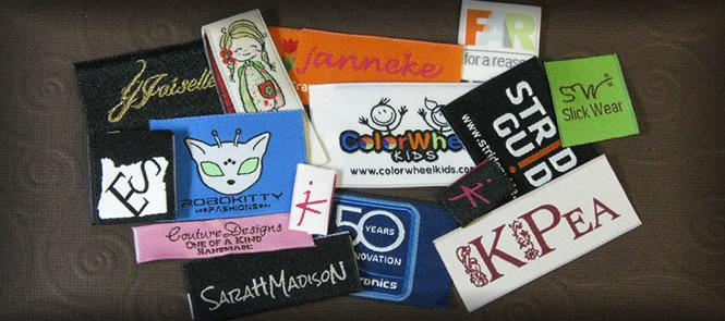 custom purse labels - handbags