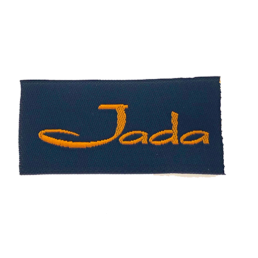 jada name label