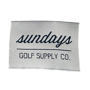sundays name label