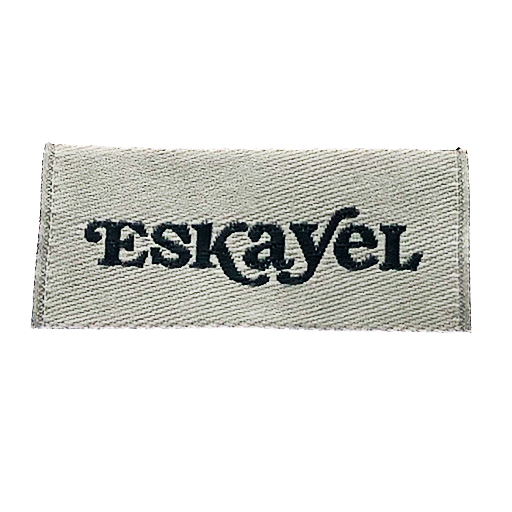 eskayel name label