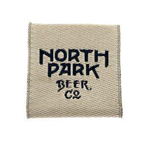 north park beer name label