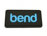 Bend Labs 3D Glove PVC Label
