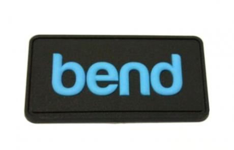 Bend Labs 3D Glove PVC Label