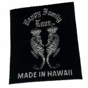 made-in-hawaii-metallic-silver-woven-label