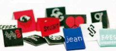 custom hem tags