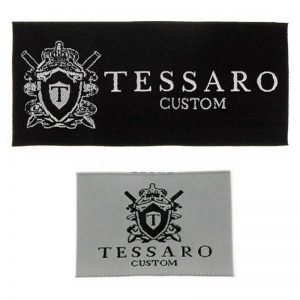 TESSARO SUIT LABELS
